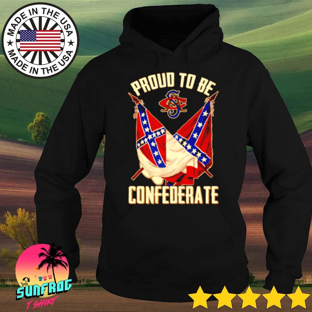 Confederate memorial day proud to be confederate s Hoodie