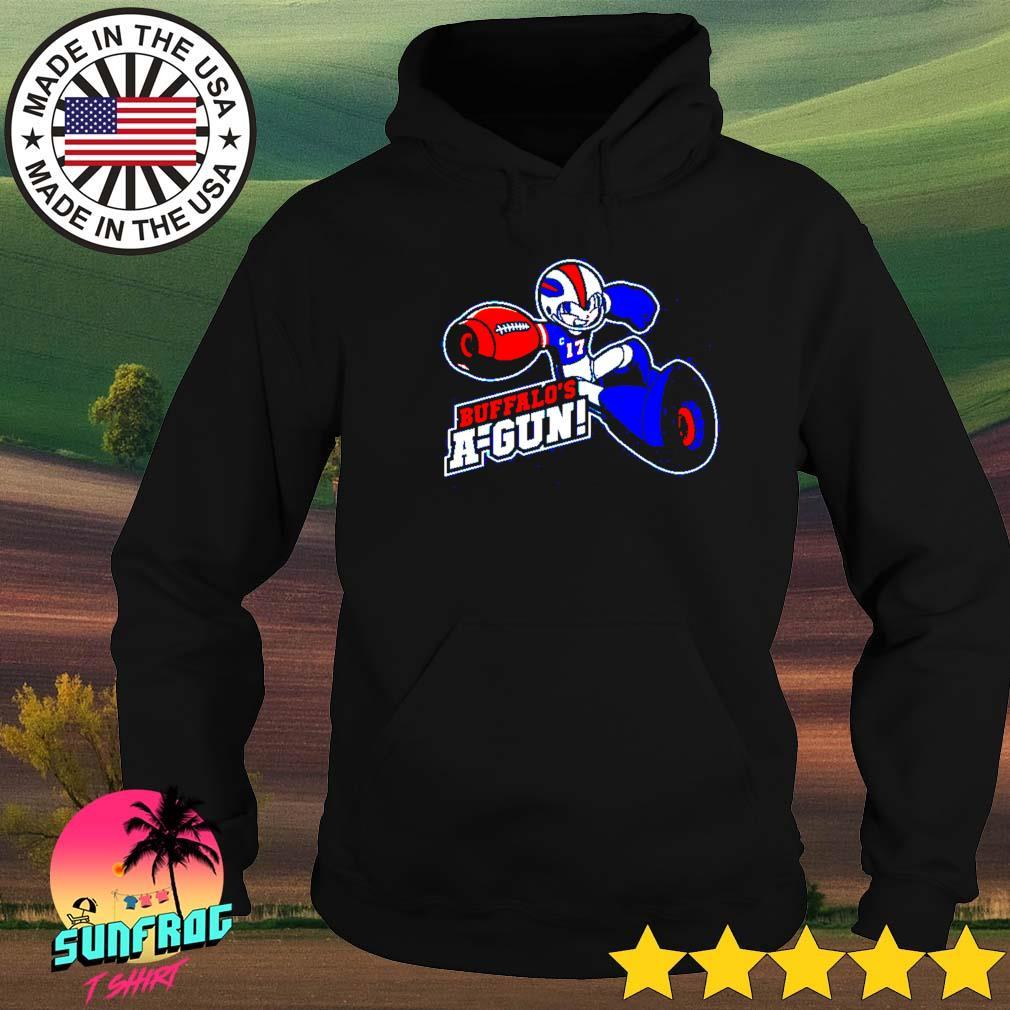 Buffalo's a-gun Sonic s Hoodie
