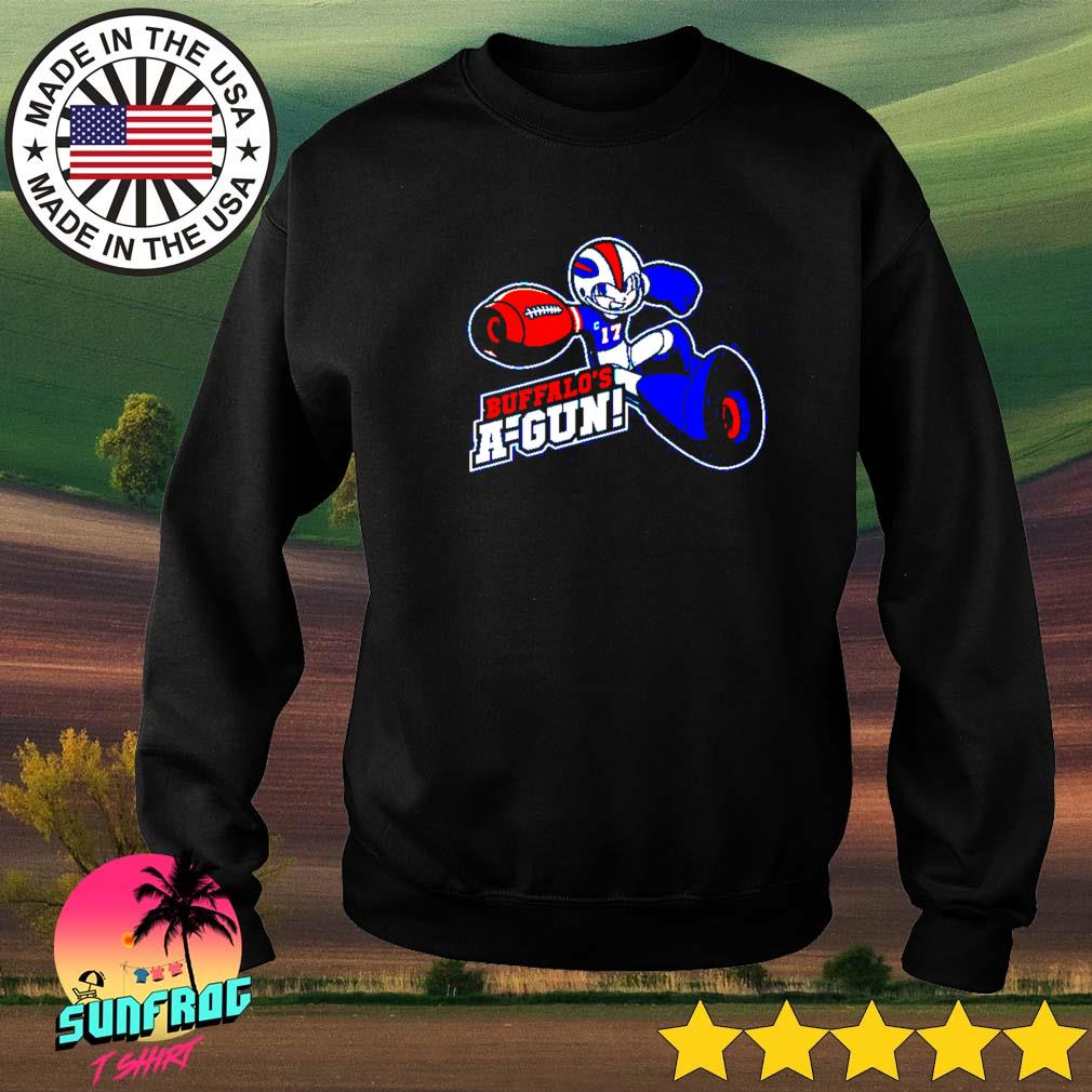 Buffalo's a-gun Sonic s Sweater