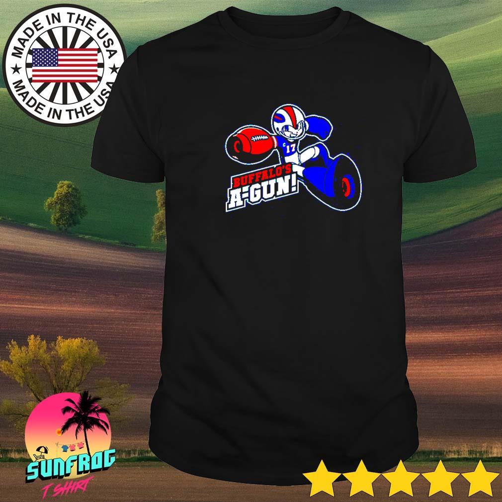 Buffalo's a-gun Sonic shirt