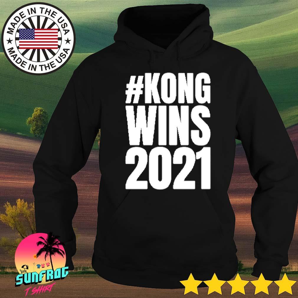 #Kong wins 2021 Hoodie