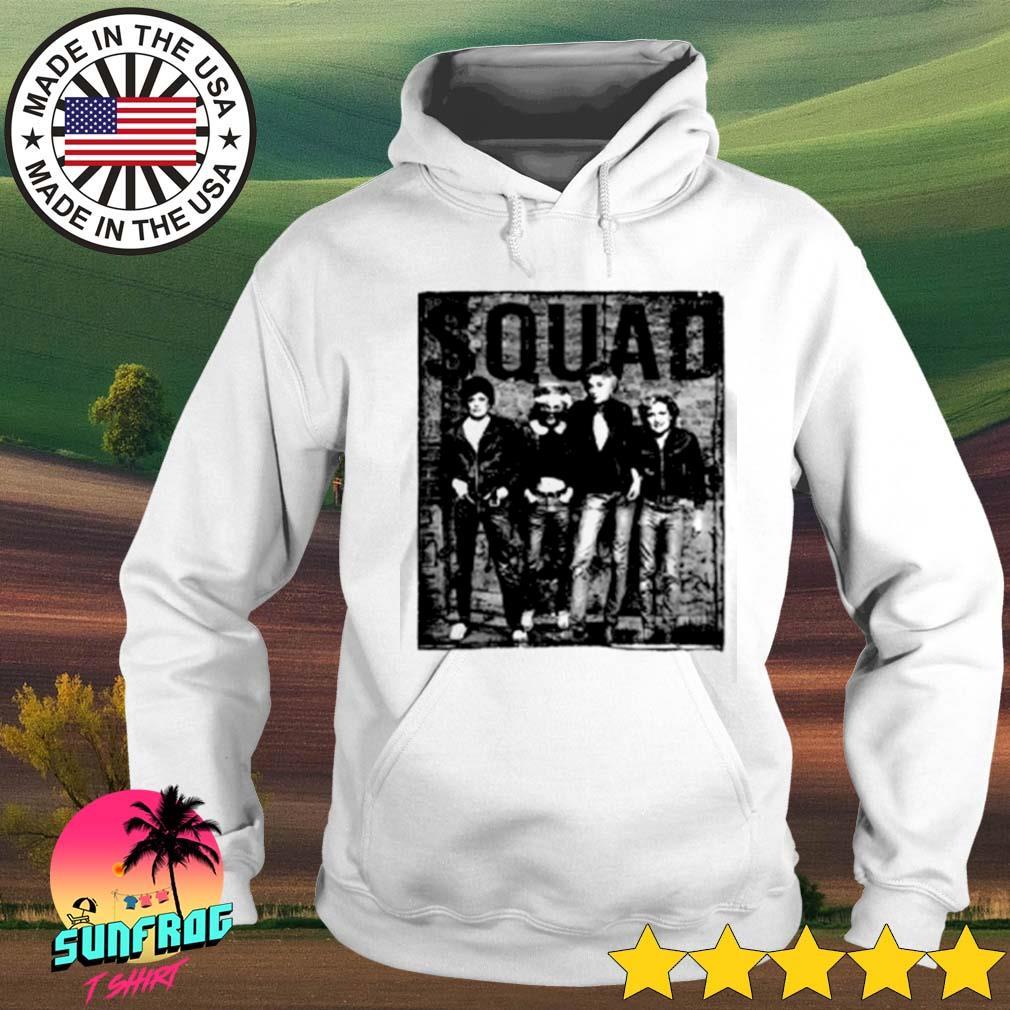 Minor threat Ramones Squad Hoodie