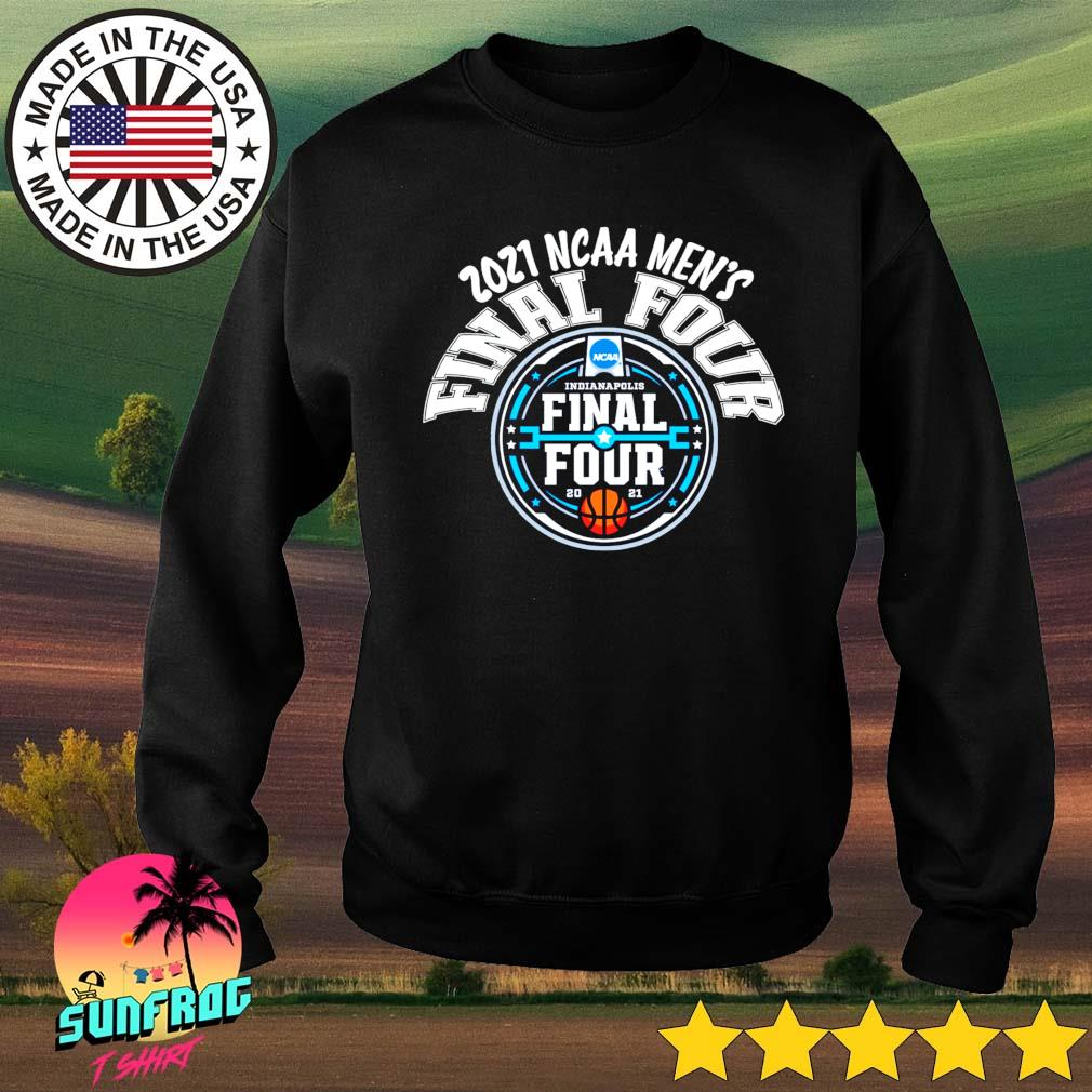 2021 NCAA men's Final Four Indianapolis 2021 Sweater