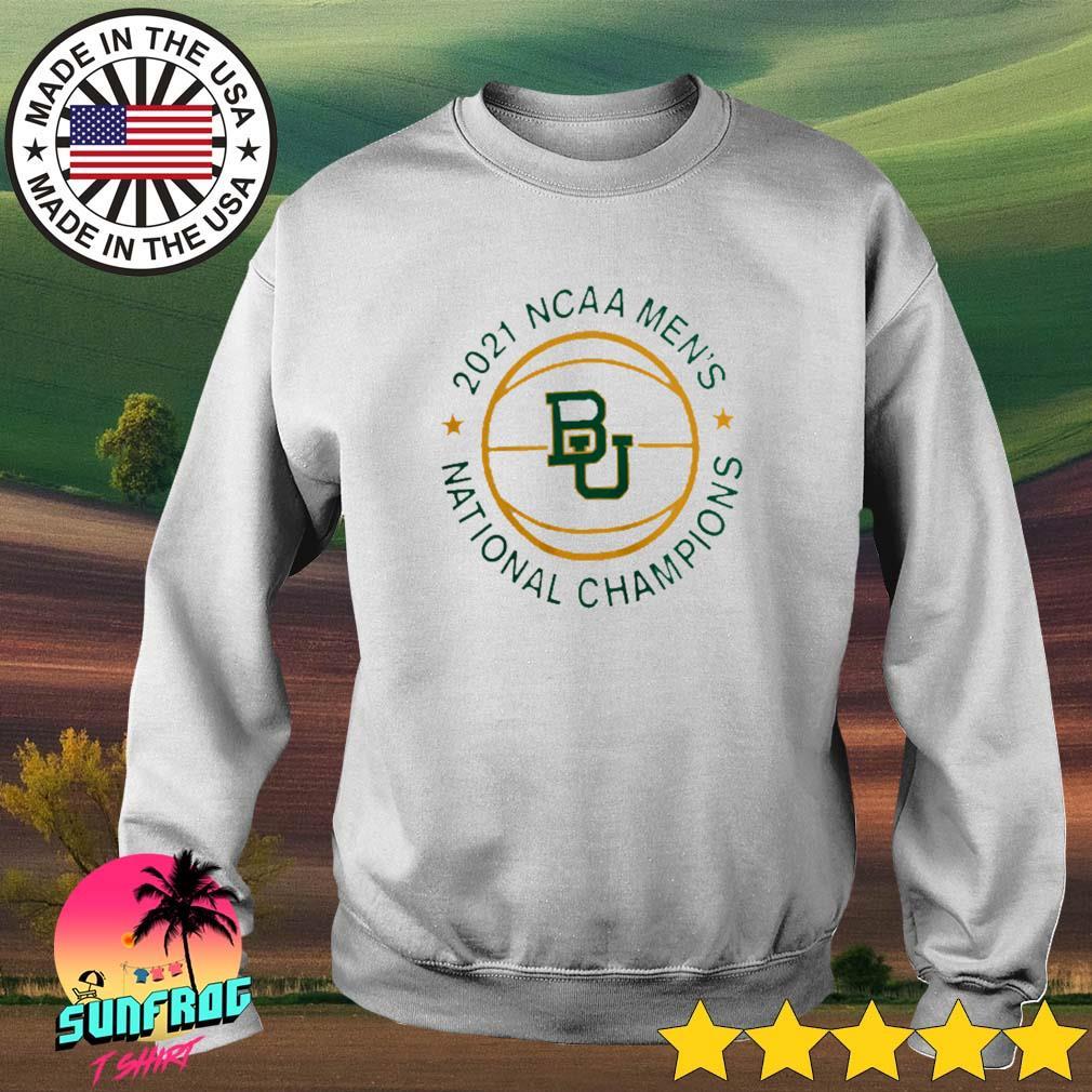 Baylor Bears Champion 2021 NCAA Men's Basketball National Champions Sweater