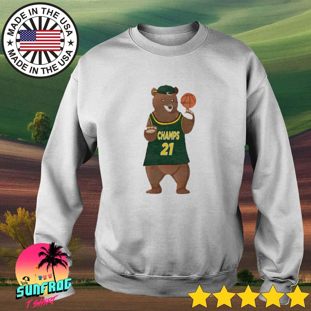 Baylor Bears champs 21 Sweater