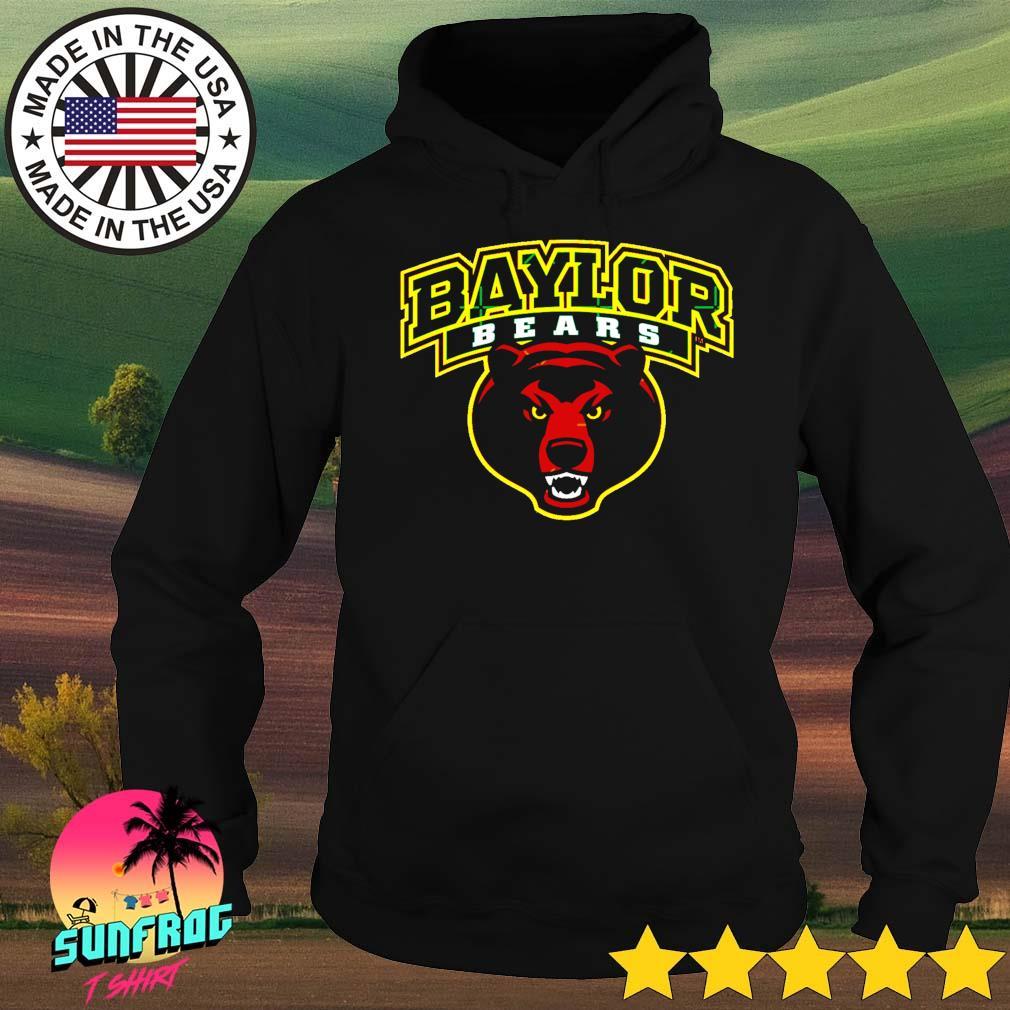 Baylor Bears final four Hoodie