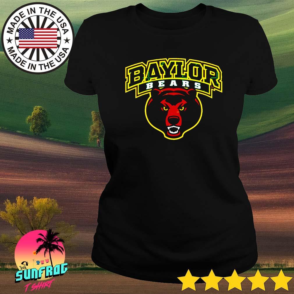 Baylor Bears final four Ladies tee
