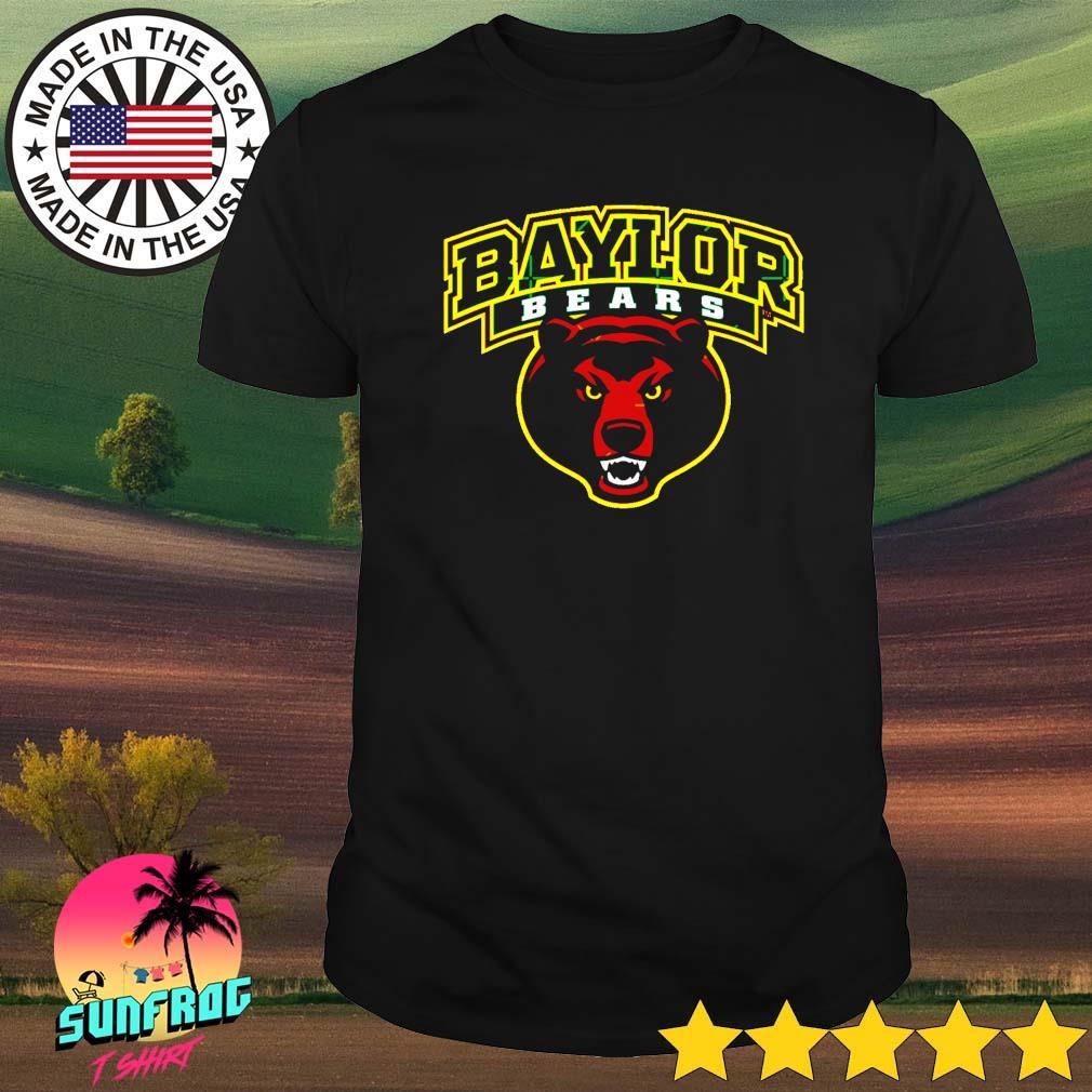 Baylor Bears final four shirt
