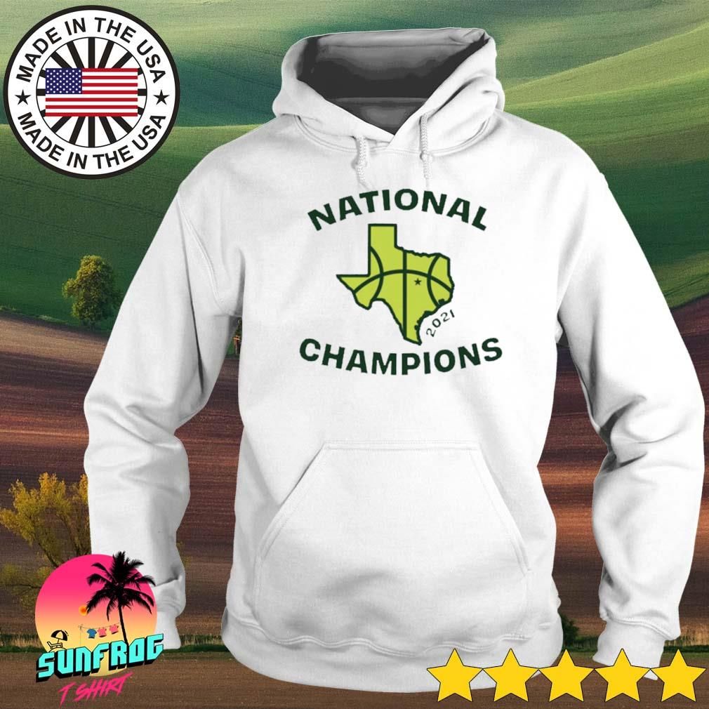 Baylor Bears Texas national champions 2021 Hoodie
