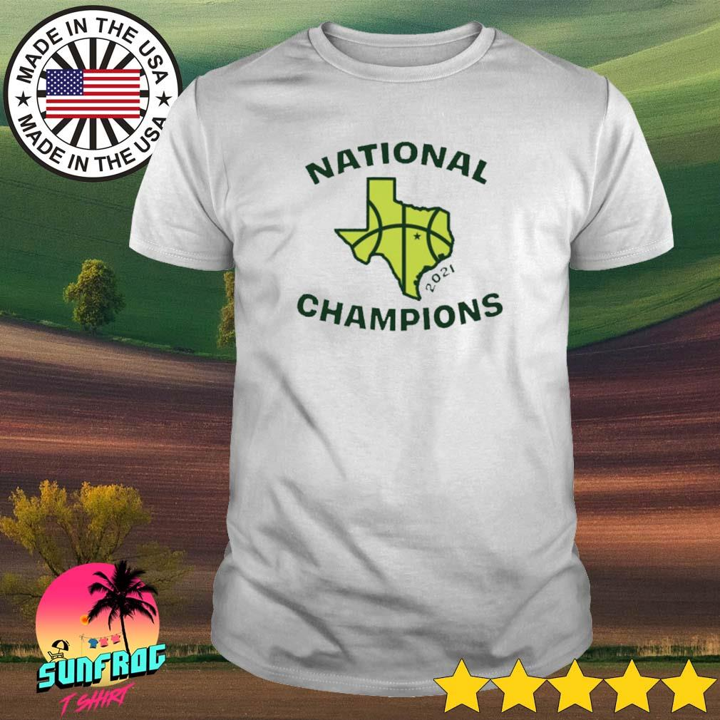 Baylor Bears Texas national champions 2021 shirt