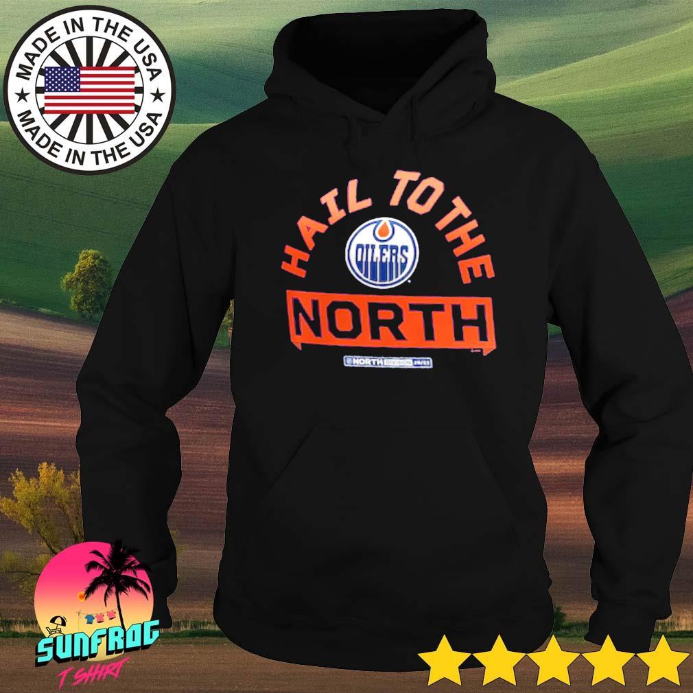 Edmonton Oilers Fanatics Branded Women's Hail to the North Hoodie