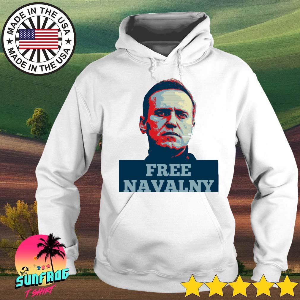 Free Navalny Hoodie