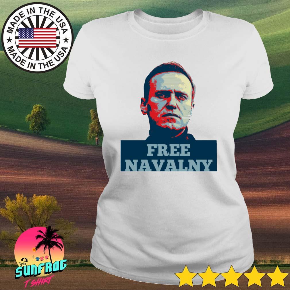 Free Navalny Ladies tee