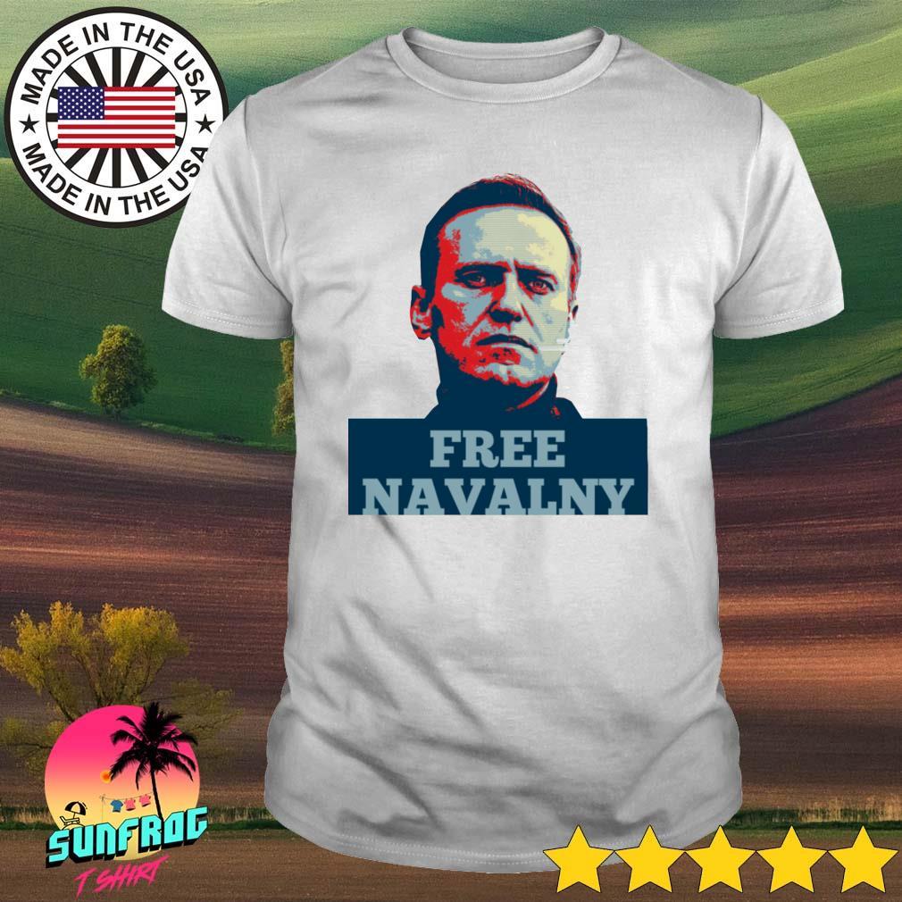 Free Navalny shirt