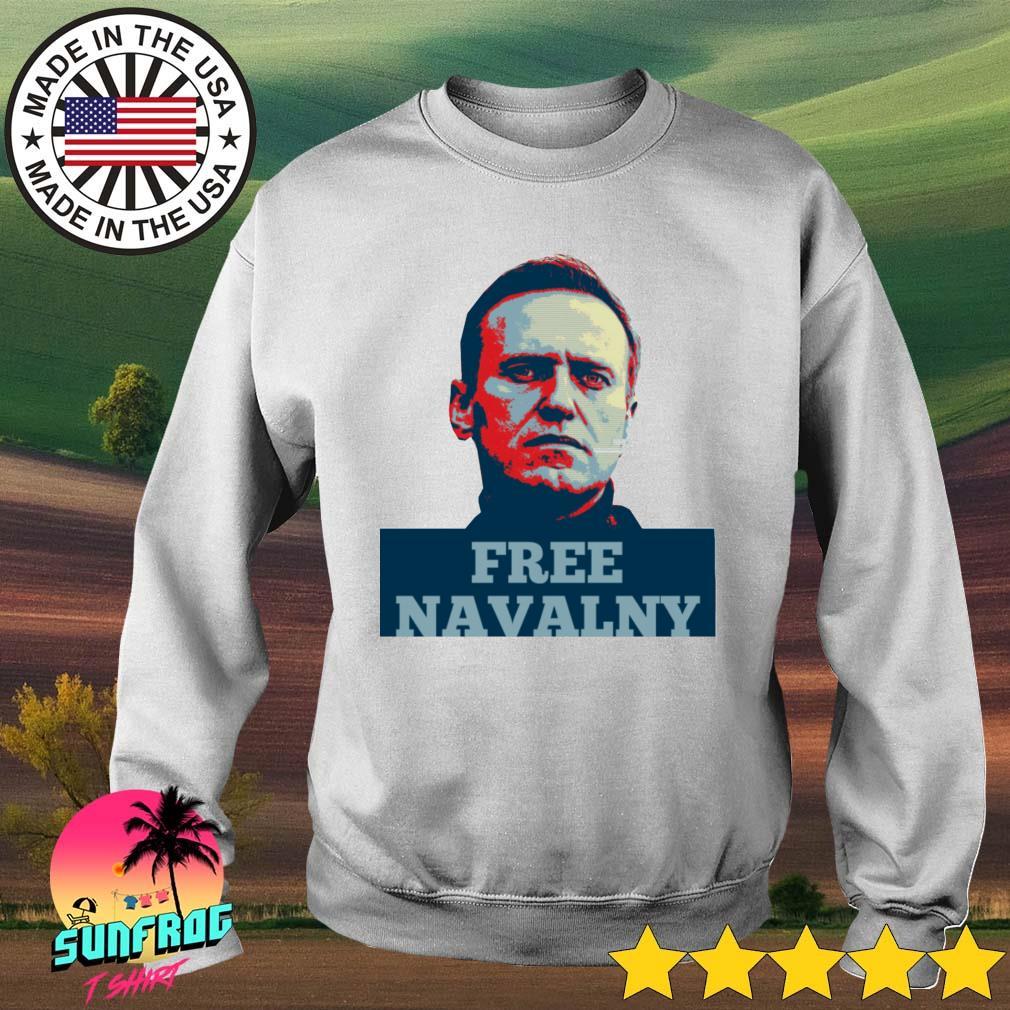 Free Navalny Sweater