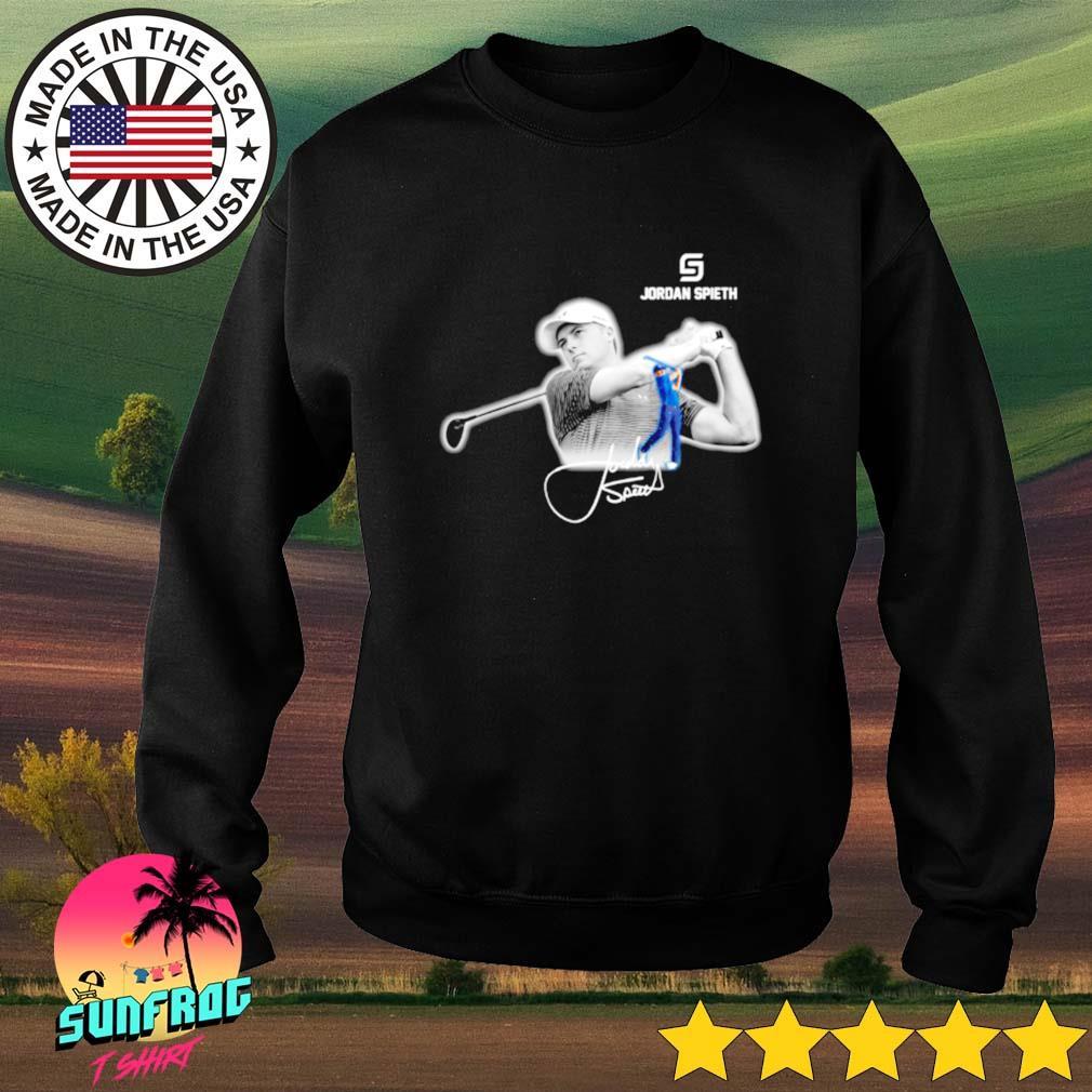 Jordan Spieth signature Sweater