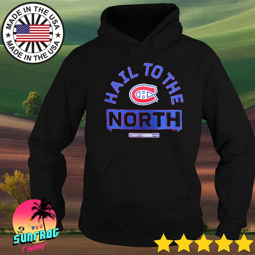 Montreal Canadiens Fanatics Branded Hail to the North Hoodie
