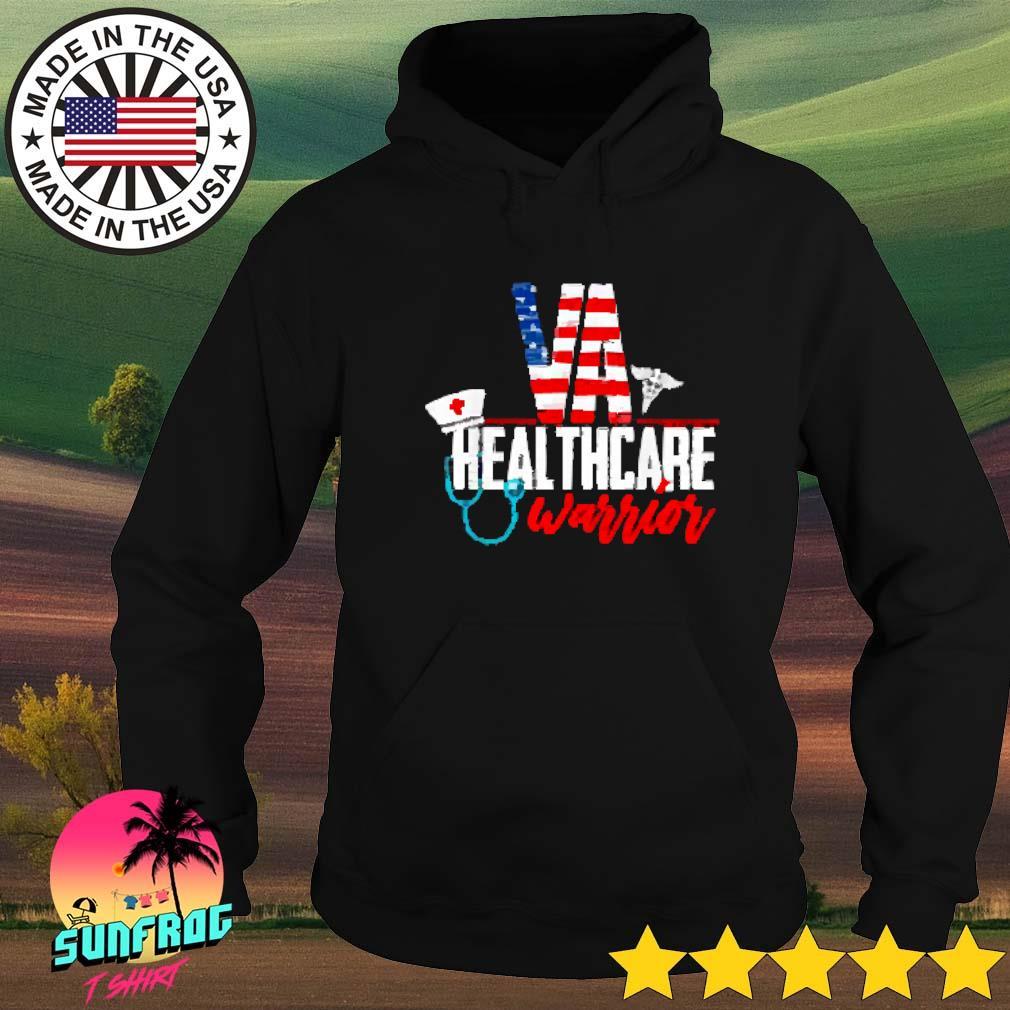 VA Health Care Warrior Hoodie