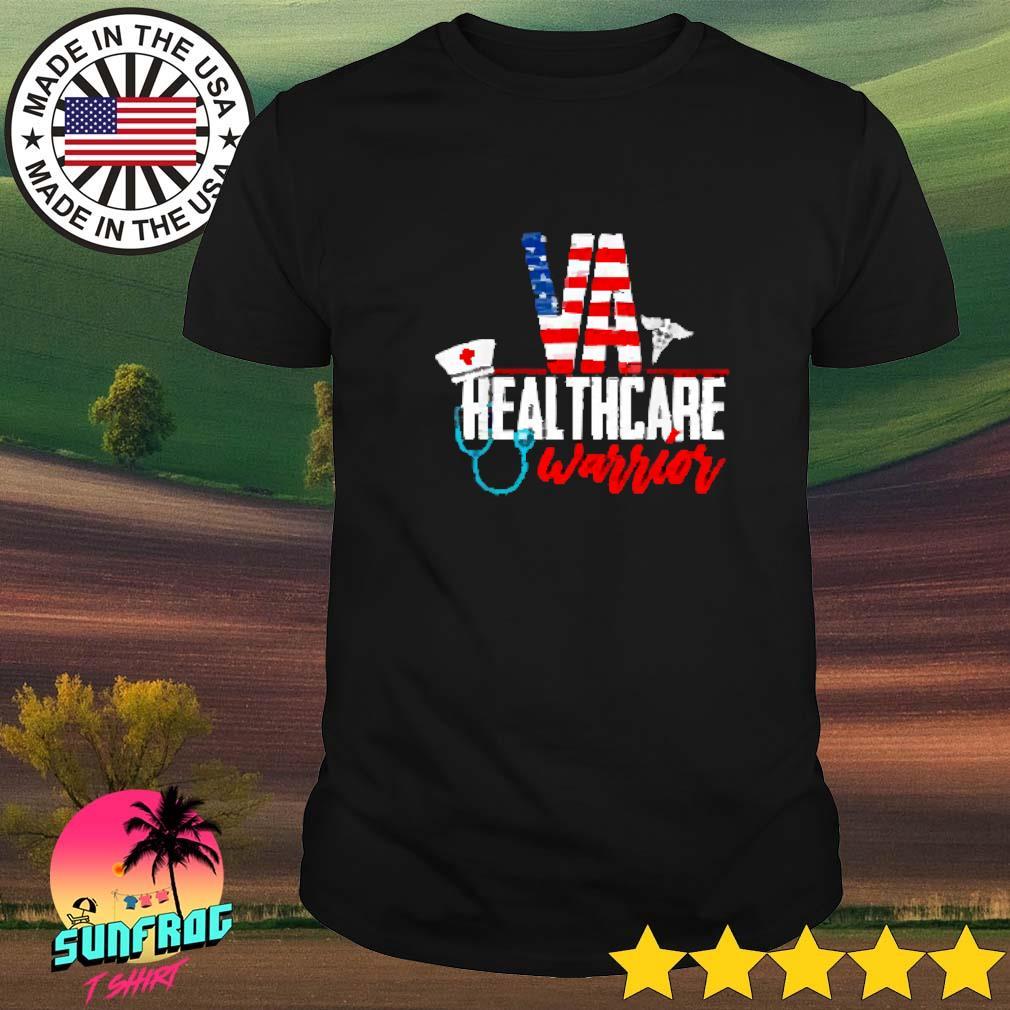 VA Health Care Warrior shirt