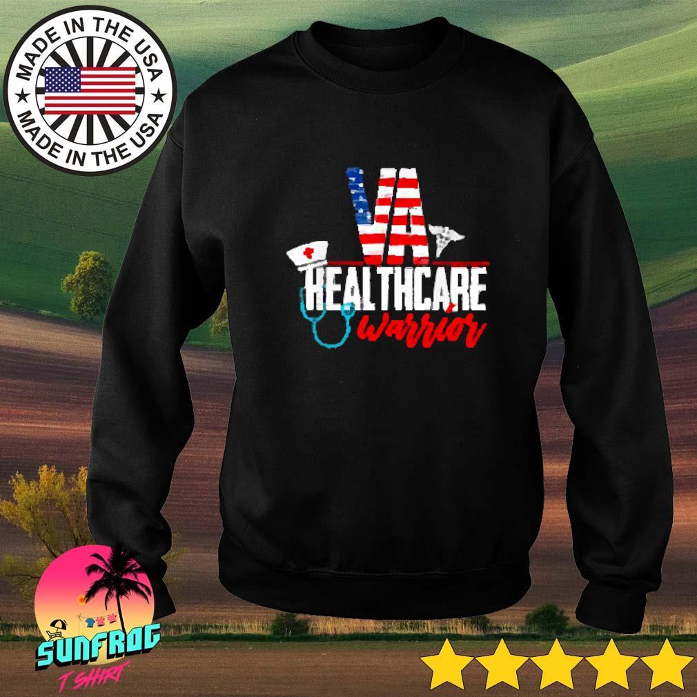 VA Health Care Warrior Sweater