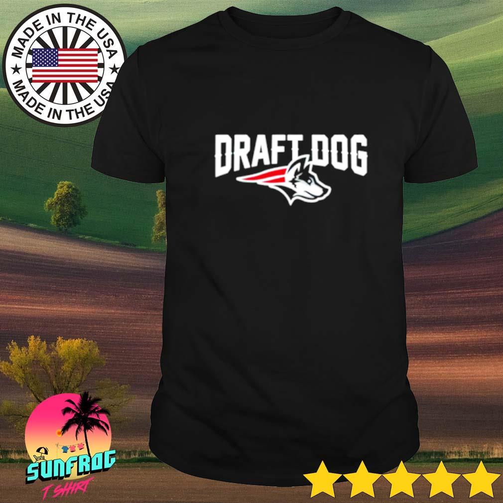 Draft dog shirt