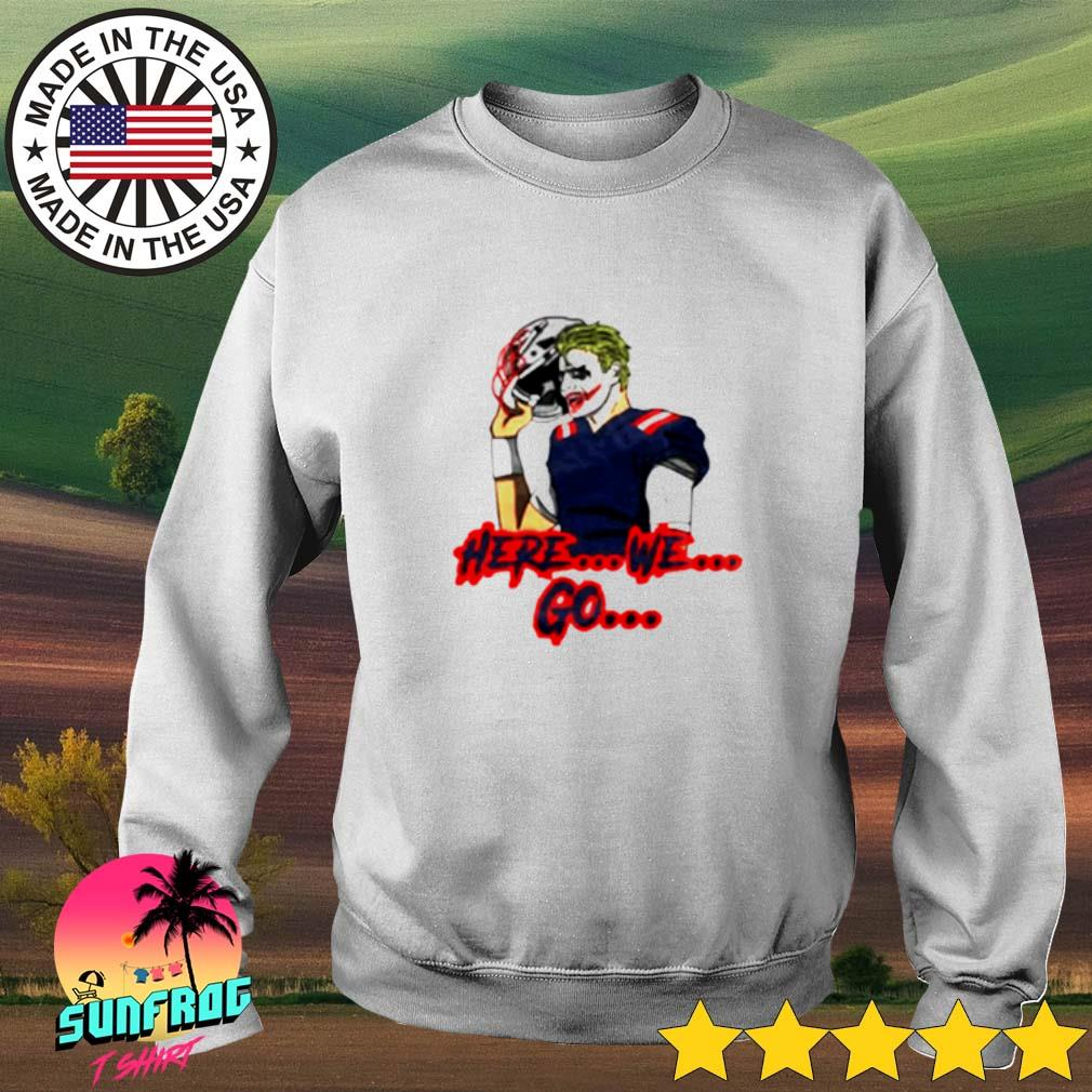 Joker here we go Sweater
