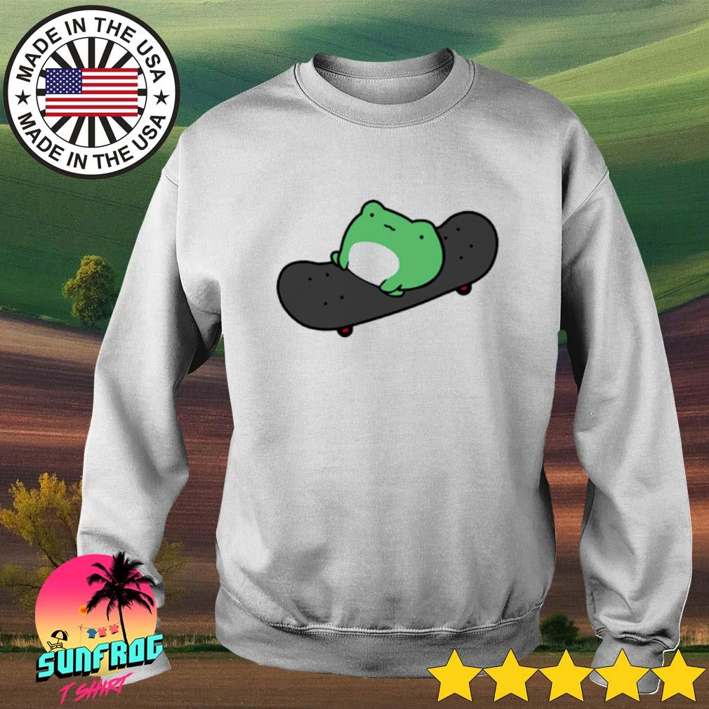 Skateboard frog Sweater