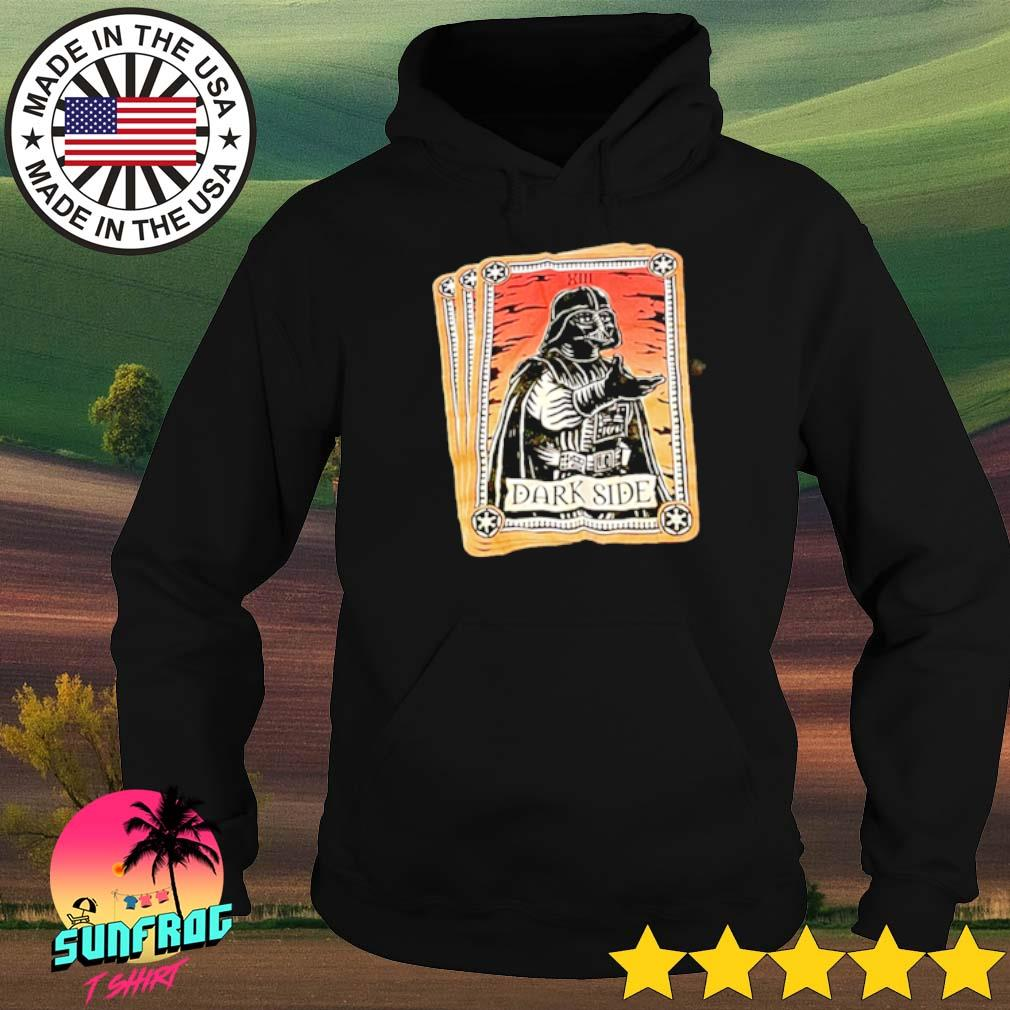Star Wars Darth Vader dark side Tarot Hoodie