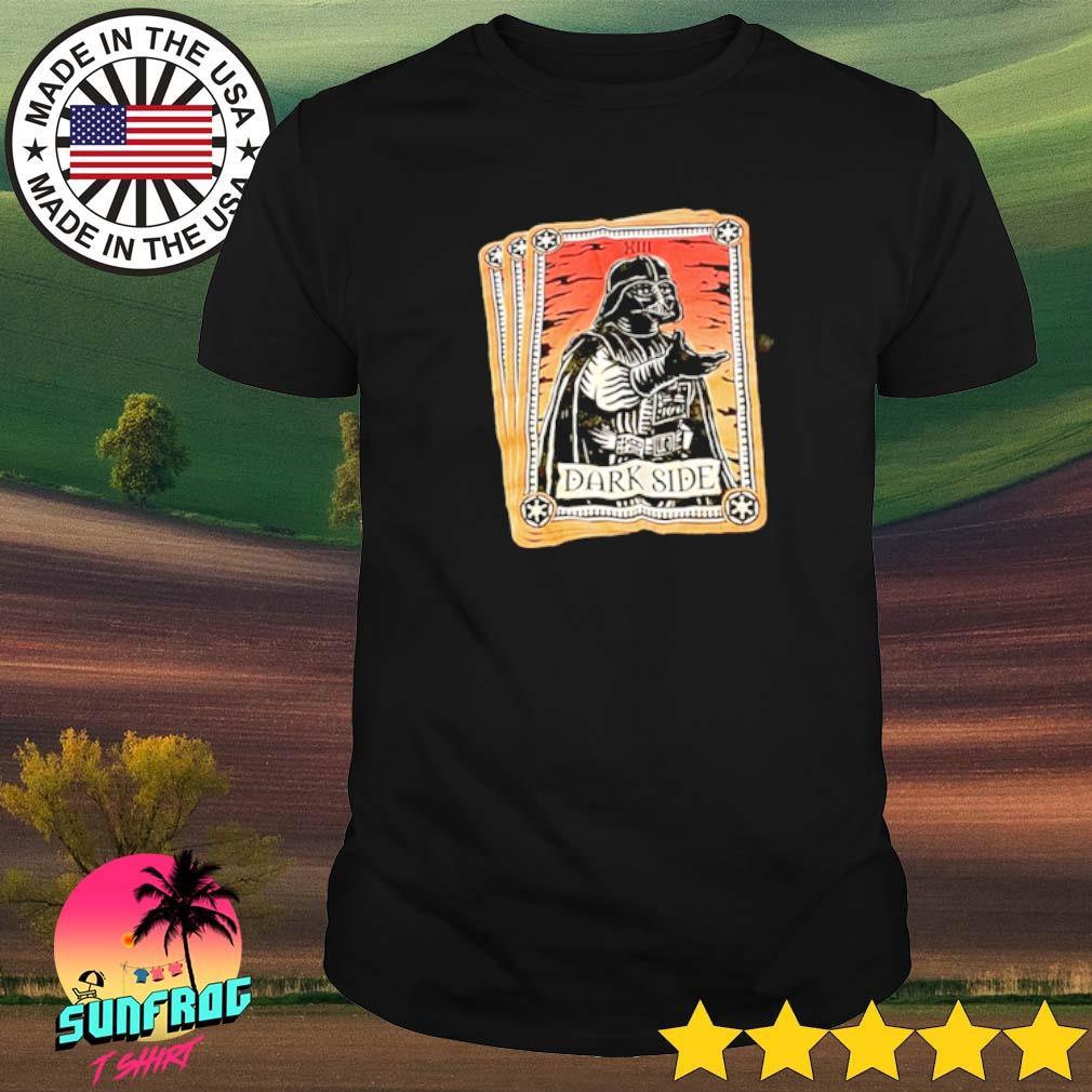 Star Wars Darth Vader dark side Tarot shirt