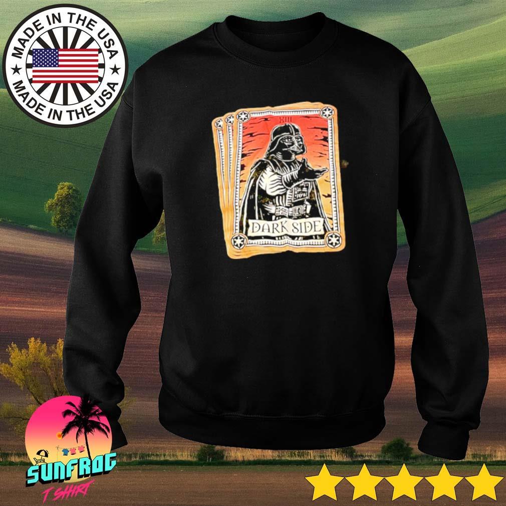 Star Wars Darth Vader dark side Tarot Sweater