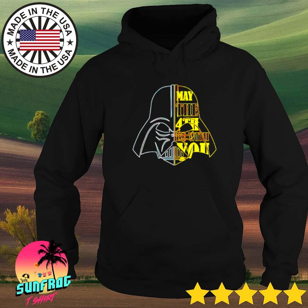 Star Wars Darth Vader may the 4th be with you Hoodie