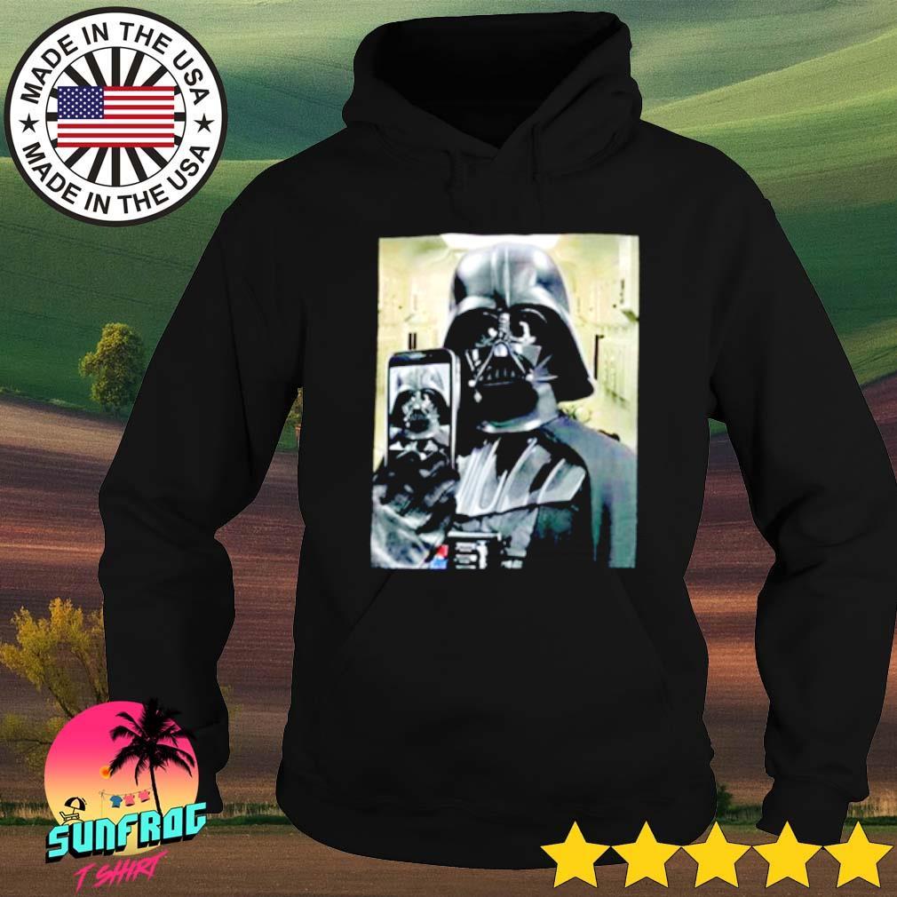 Star Wars Darth Vader Selfie Hoodie