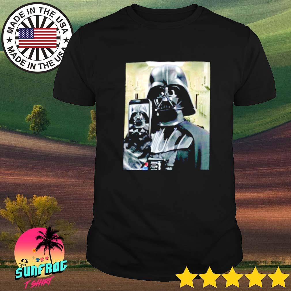 Star Wars Darth Vader Selfie shirt