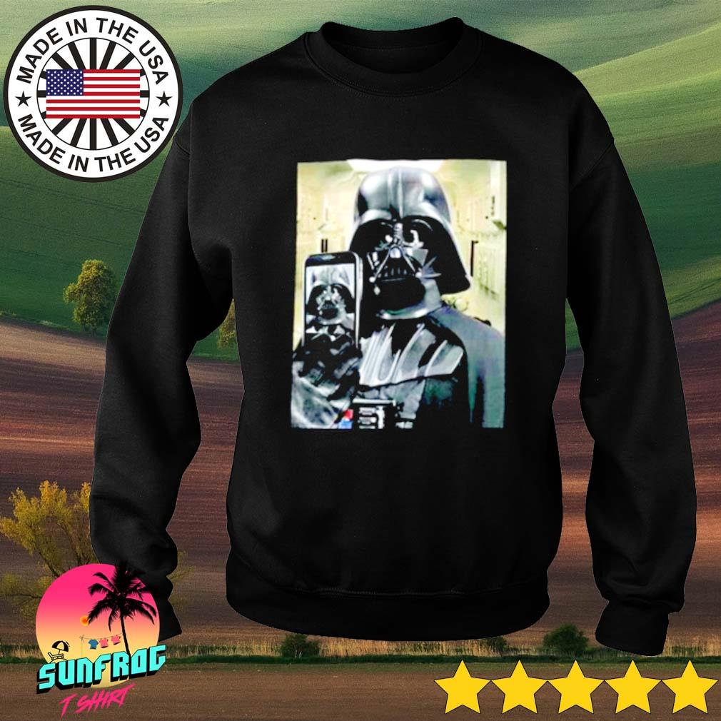 Star Wars Darth Vader Selfie Sweater