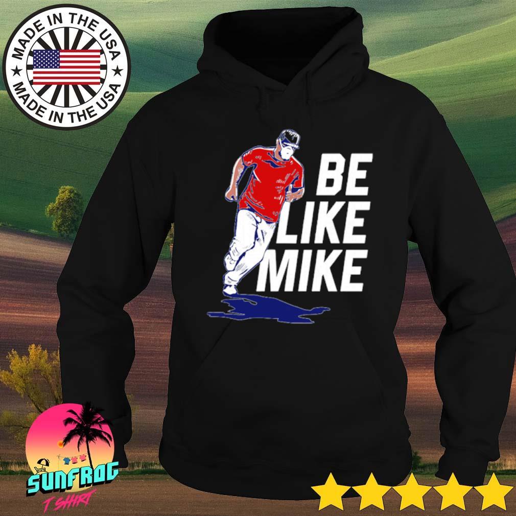 Be Like Mike s Hoodie Black