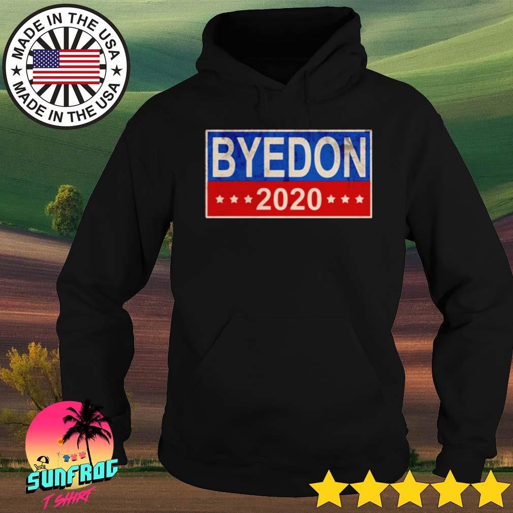 Byedon 2020 america s Hoodie Black