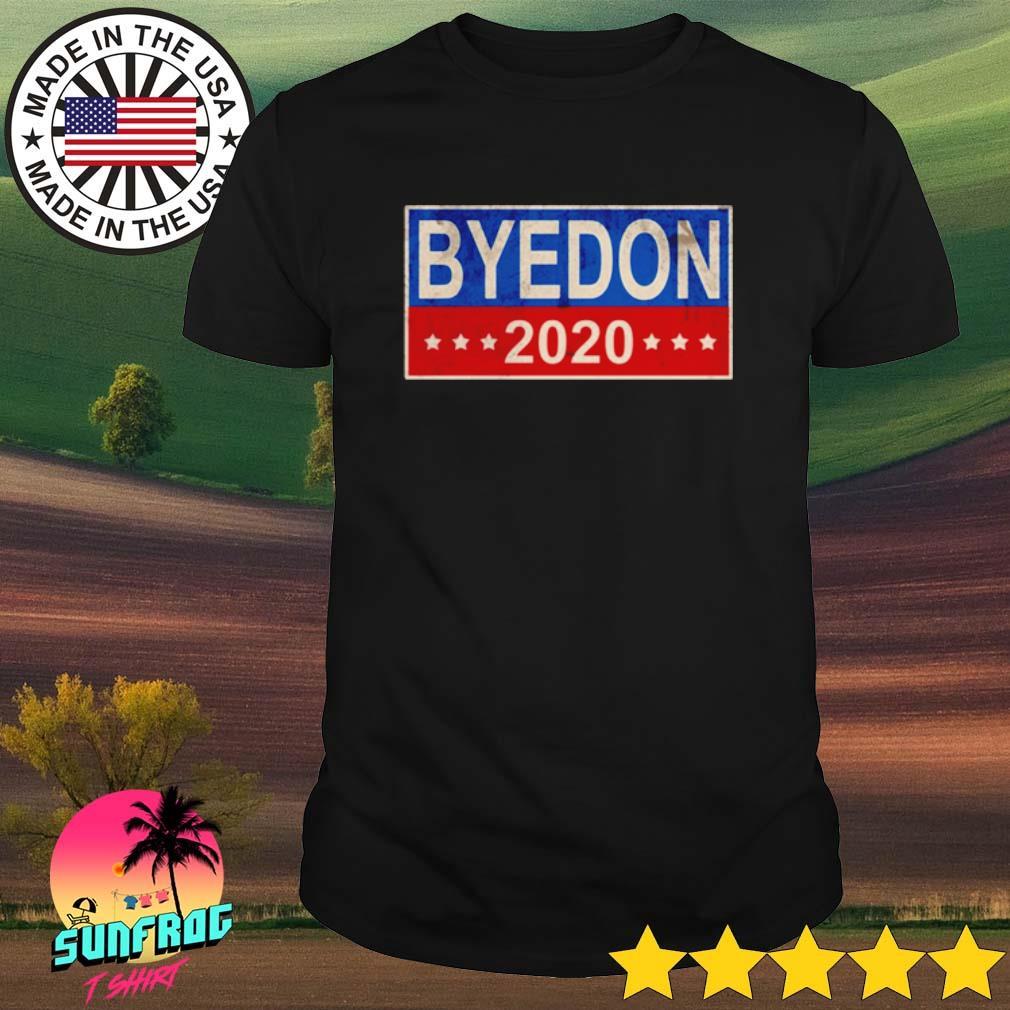 Byedon 2020 america shirt