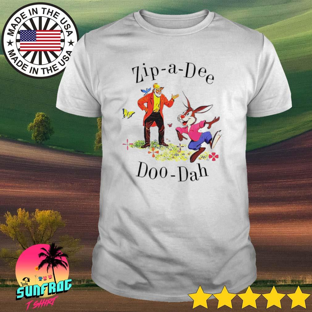 Disney Rabbit Zip-a-Dee Doo-Dah shirt