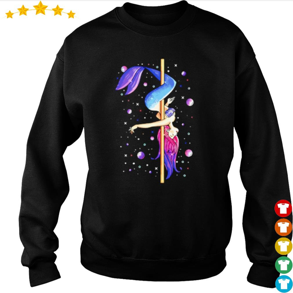 The little mermaid pole dancing s sweater