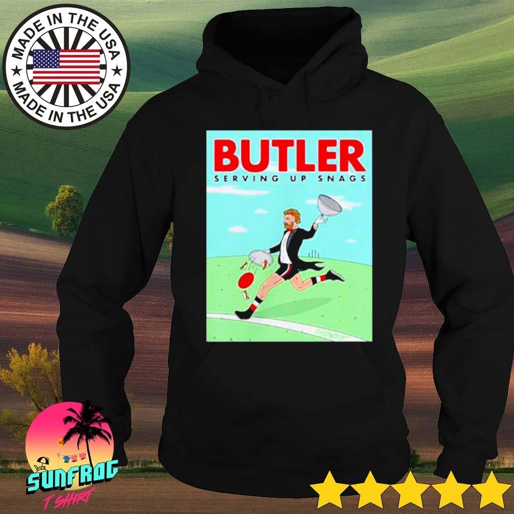 Butler Serving up snags s Hoodie Black
