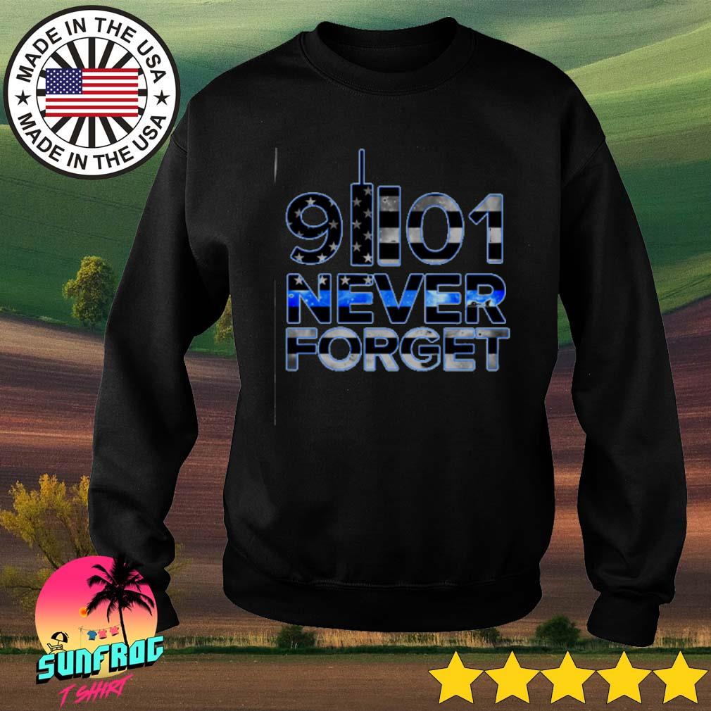 Never Forget 91101 s Sweater Black