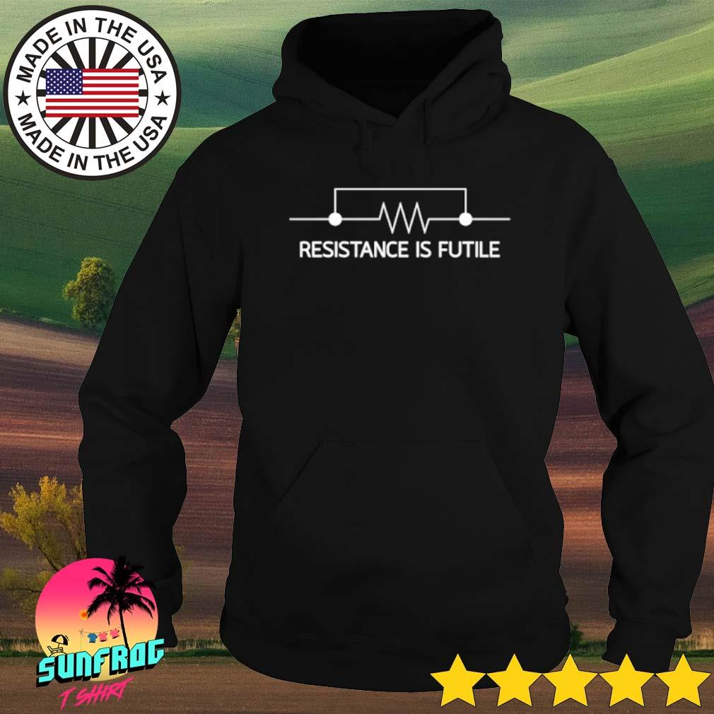 Electrical circuit Resistance is futle s Hoodie Black