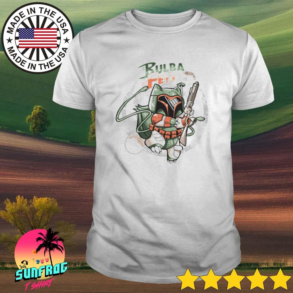 Star Wars Bulba Fett shirt