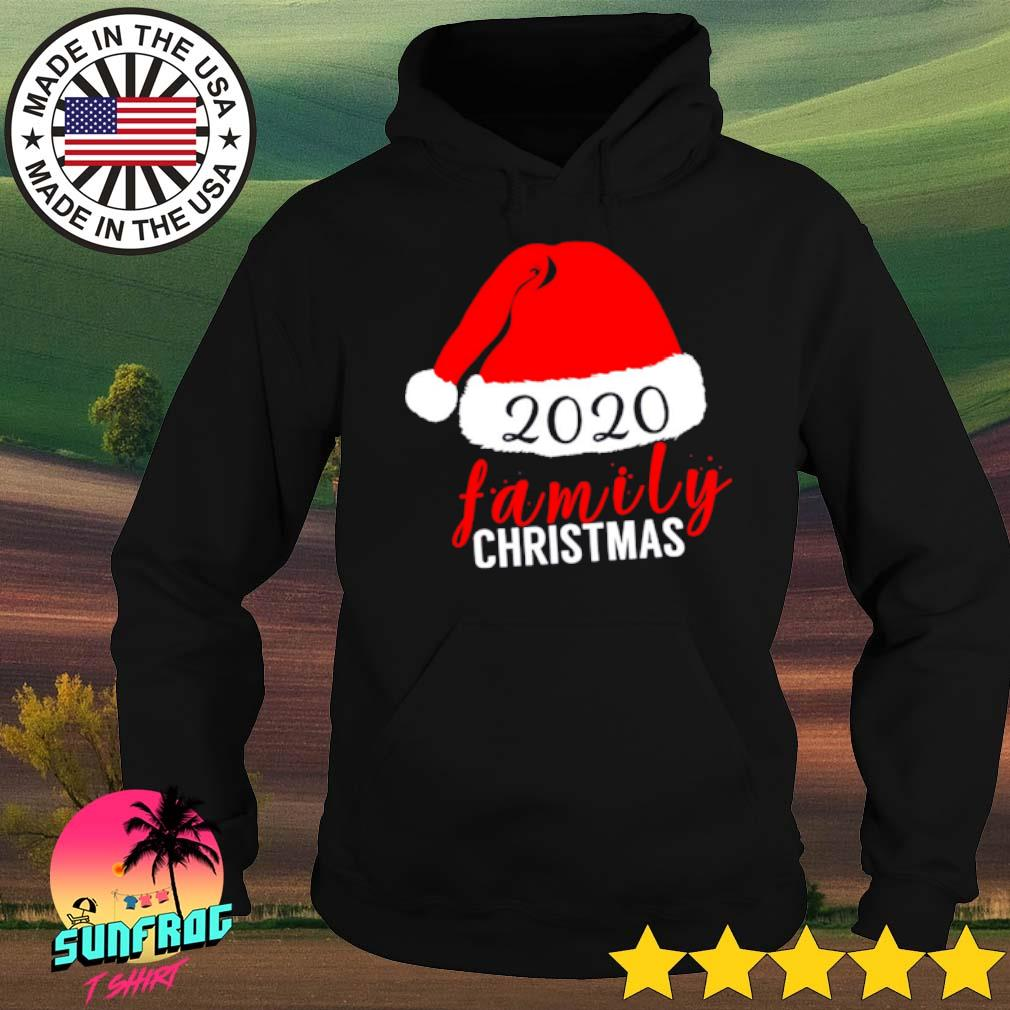 2020 Family Christmas sweater Hoodie