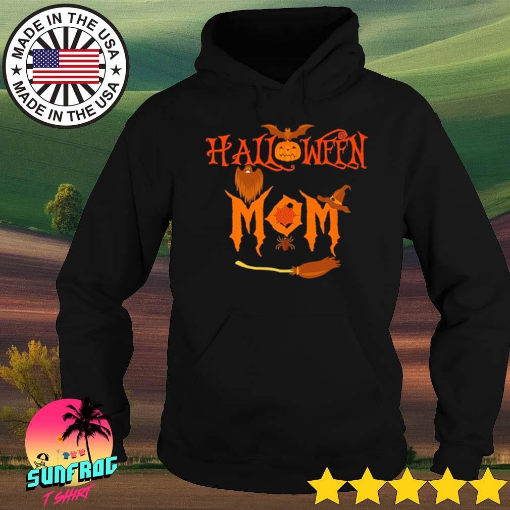 Bats Halloween mom s Hoodie