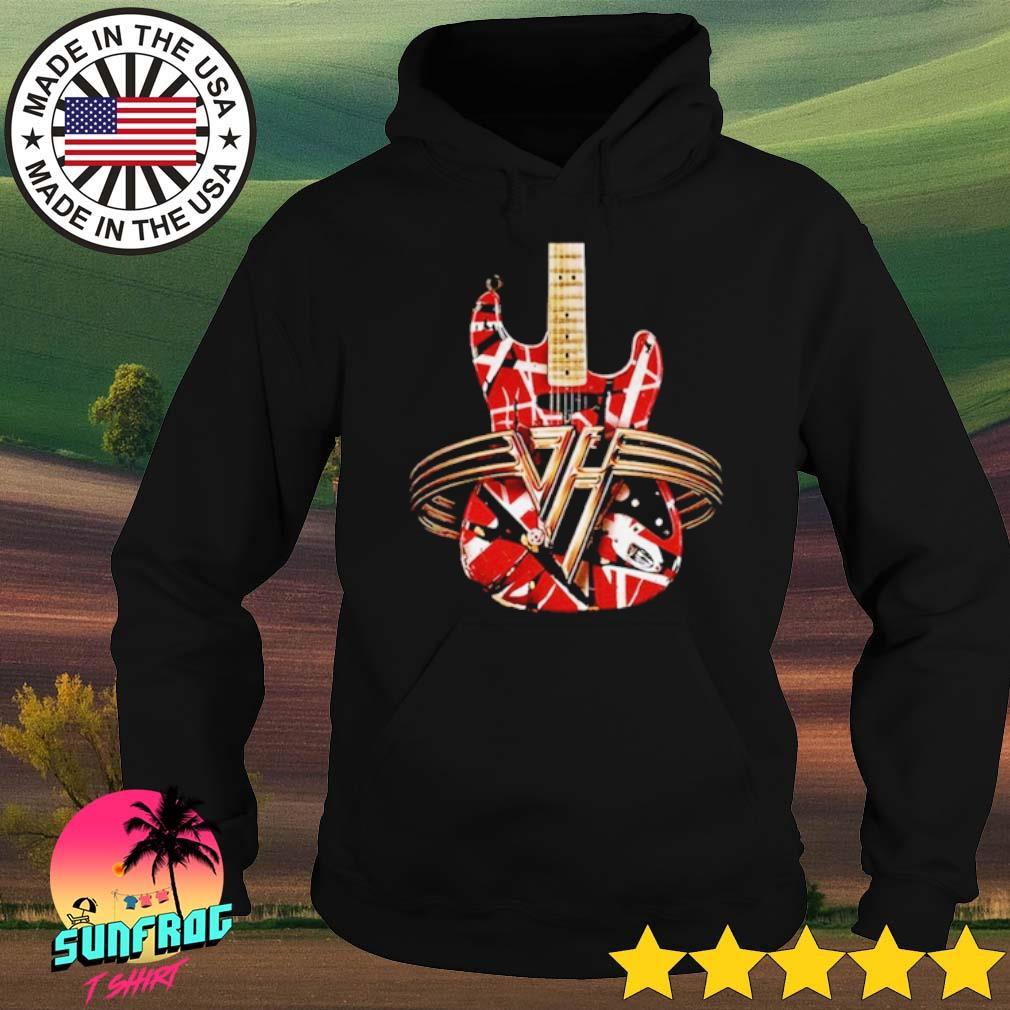 Eddie Van Halen Guitar s Hoodie