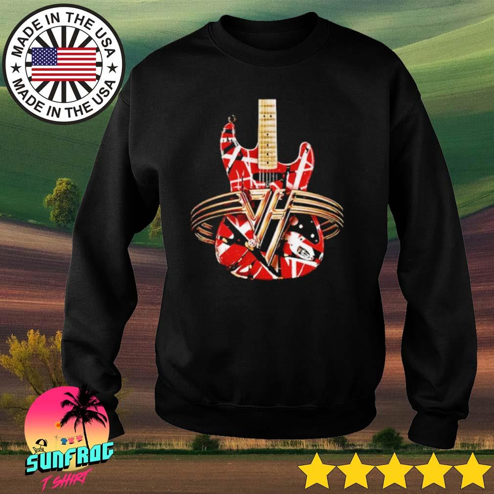 Eddie Van Halen Guitar s Sweater