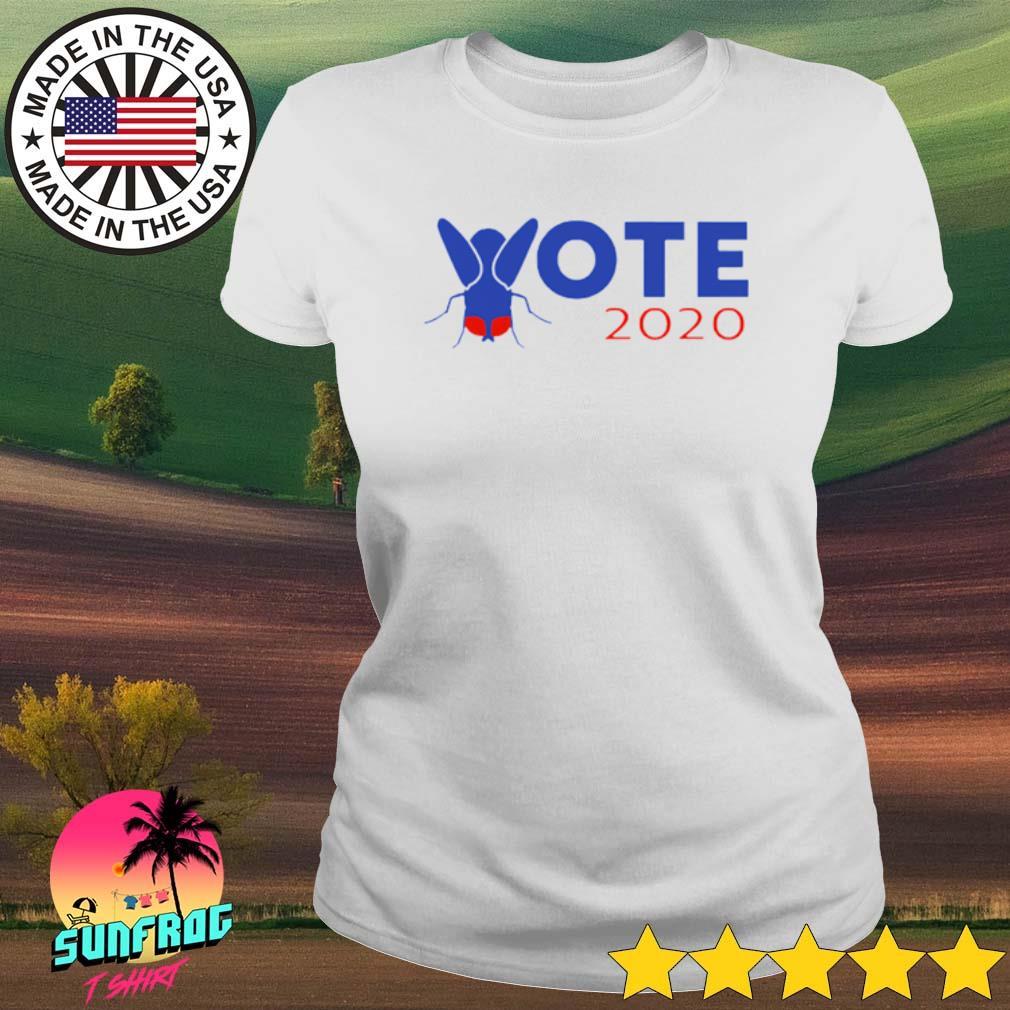 Epic Vice Presidential debate fly vote 2020 s Ladies tee