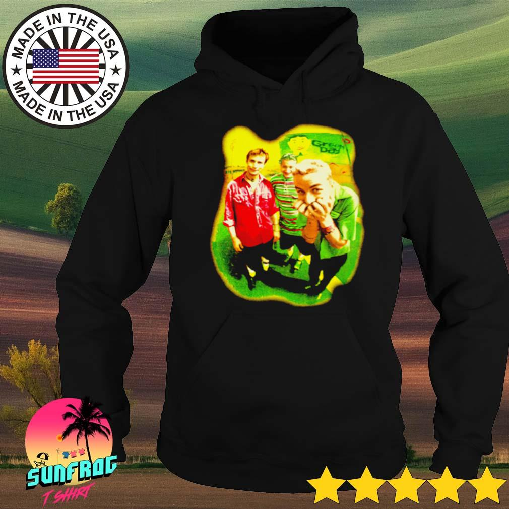 Green Day Rock band merch s Hoodie