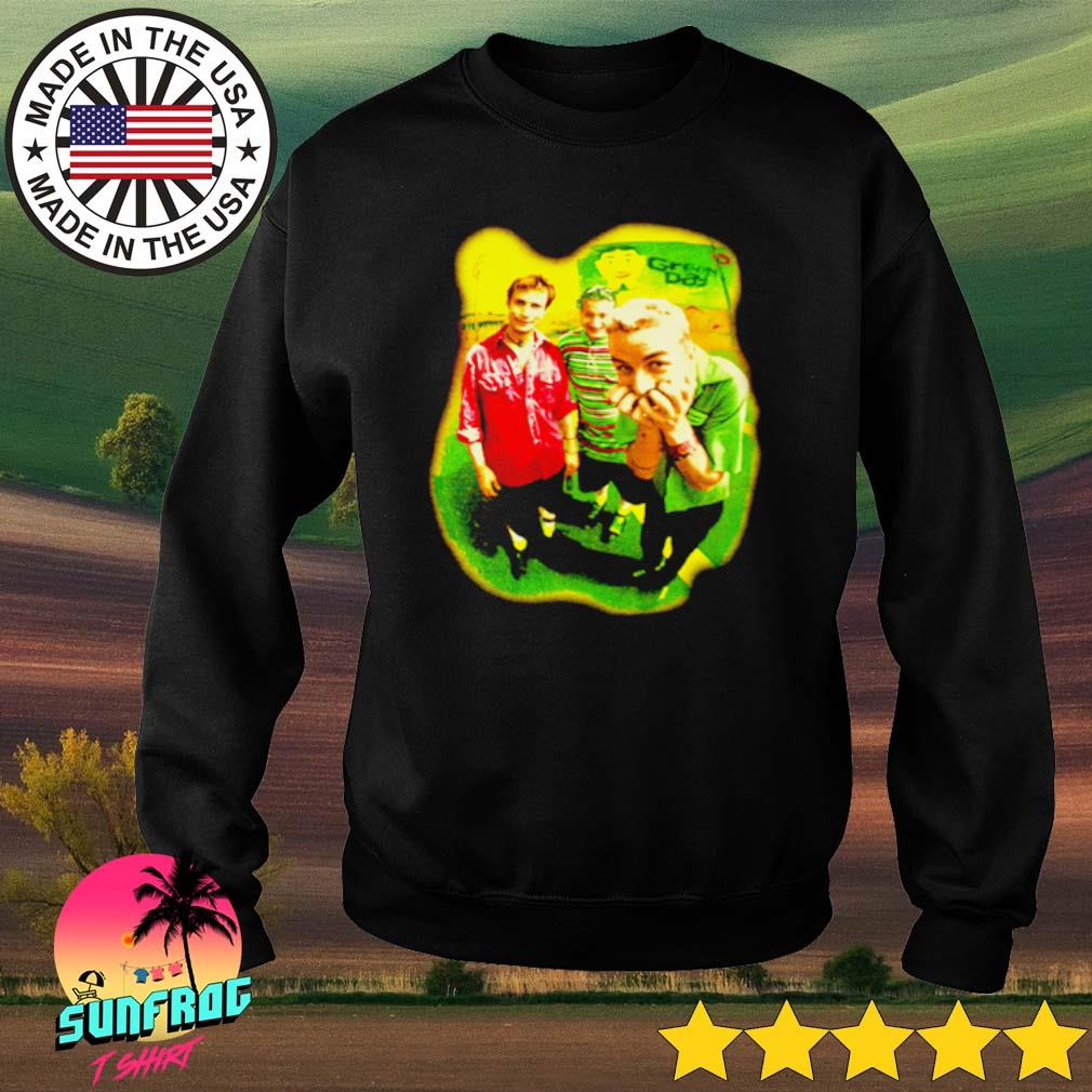 Green Day Rock band merch s Sweater